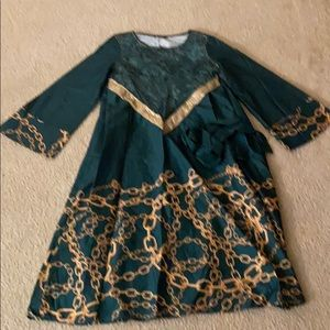 Shrek Fiona customized dresses